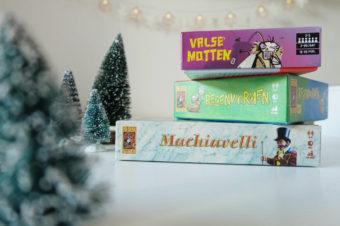 De leukste spelletjes voor tijdens de kerstvakantie