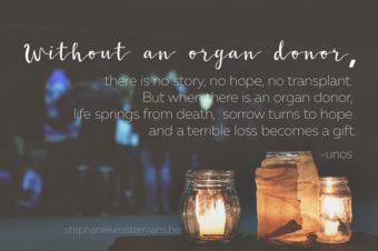 10 redenen om orgaandonor te worden in 2017